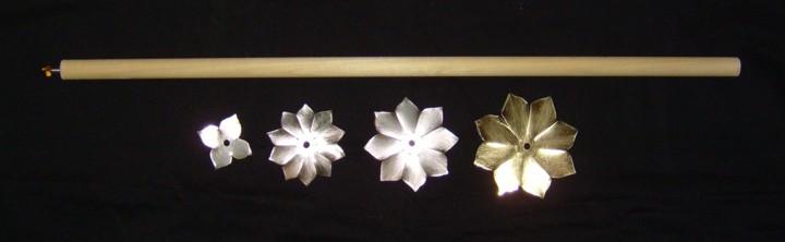 Foto Wand the lotus wand the golden shop