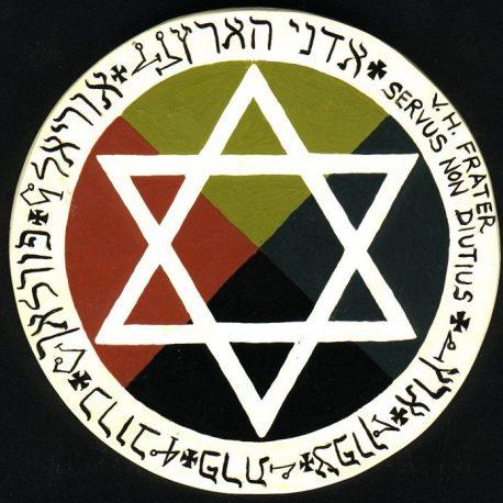 Golden Dawn Earth Pentacle