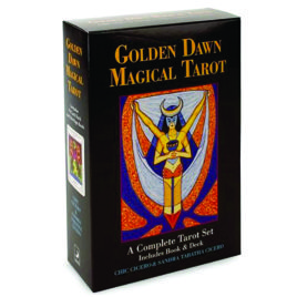 Golden Dawn Magical Tarot Kit