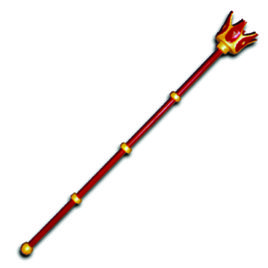 Golden Dawn Hierophant's Wand