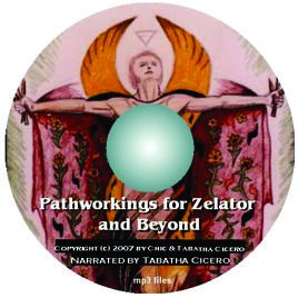 Golden Dawn Pathworkings for Zelator: narrated by Sandra Tabatha Cicero