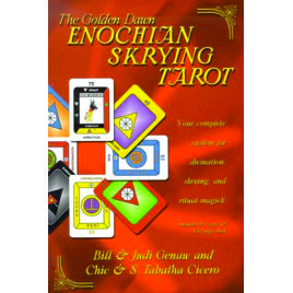 Genaw and Cicero: Enochian Skrying Tarot