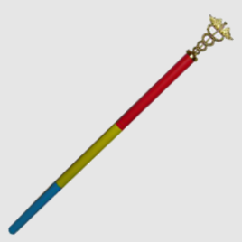 Golden Dawn Keryx Wand