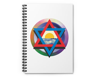Golden Dawn Hexagram Journal