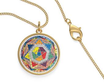 Sigillum Dei Aemeth Necklace